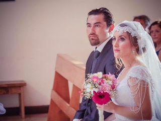 El matrimonio de Marcela y Marcelo