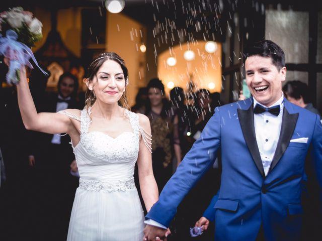 El matrimonio de Paula y Raul
