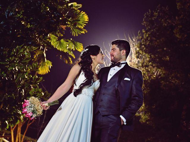 El matrimonio de Estefania y Alex