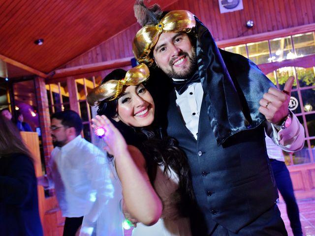 El matrimonio de Alex y Estefania en Graneros, Cachapoal 10