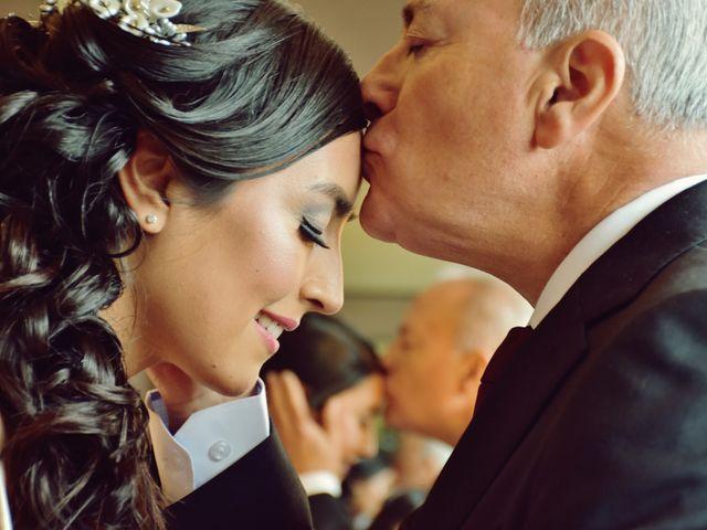 El matrimonio de Alex y Estefania en Graneros, Cachapoal 16