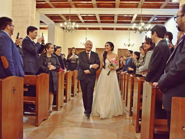 El matrimonio de Alex y Estefania en Graneros, Cachapoal 18