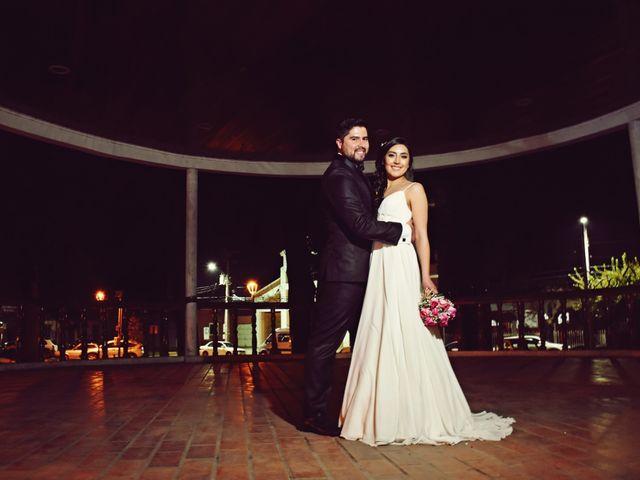 El matrimonio de Alex y Estefania en Graneros, Cachapoal 20