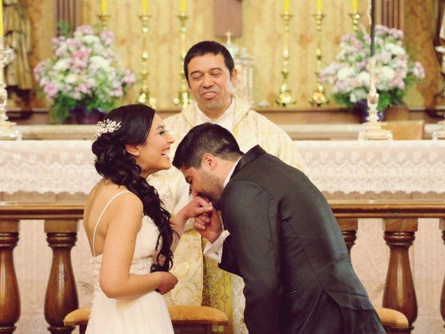 El matrimonio de Alex y Estefania en Graneros, Cachapoal 23