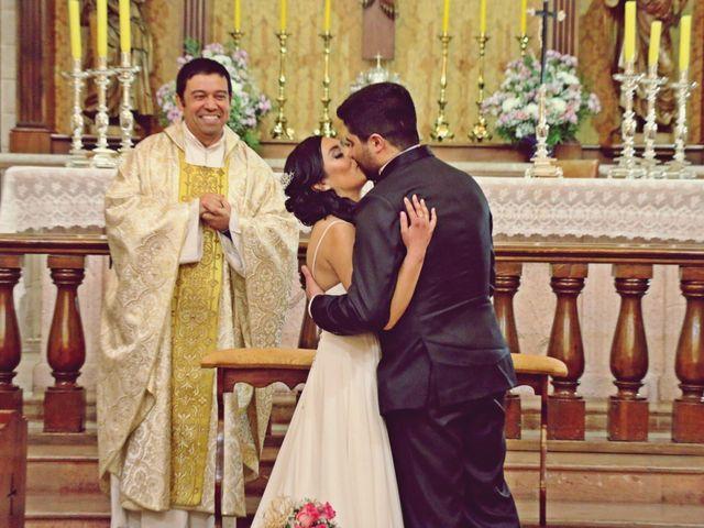 El matrimonio de Alex y Estefania en Graneros, Cachapoal 25