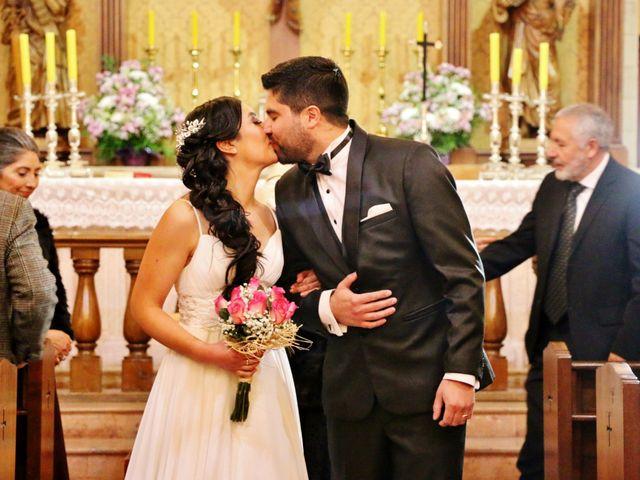 El matrimonio de Alex y Estefania en Graneros, Cachapoal 26