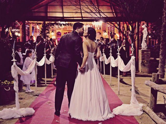 El matrimonio de Alex y Estefania en Graneros, Cachapoal 27