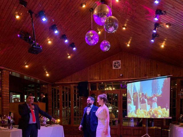 El matrimonio de Claudio Andrés  y María de los Angeles en Graneros, Cachapoal 5