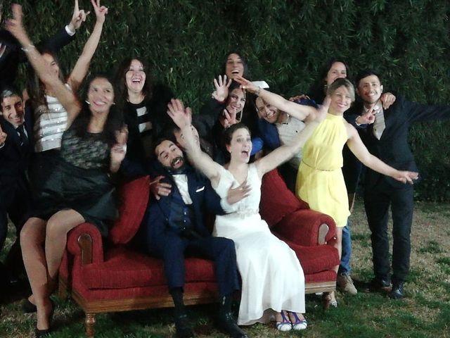 El matrimonio de Claudio Andrés  y María de los Angeles en Graneros, Cachapoal 6