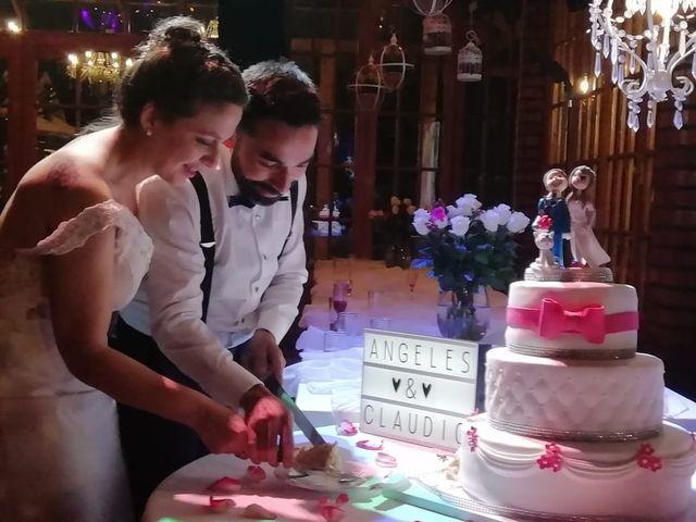 El matrimonio de Claudio Andrés  y María de los Angeles en Graneros, Cachapoal 7
