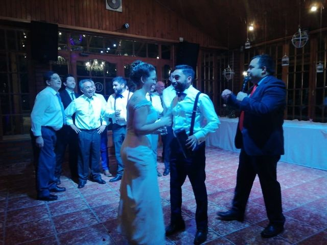 El matrimonio de Claudio Andrés  y María de los Angeles en Graneros, Cachapoal 8