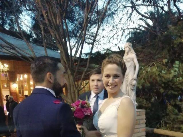 El matrimonio de Claudio Andrés  y María de los Angeles en Graneros, Cachapoal 11