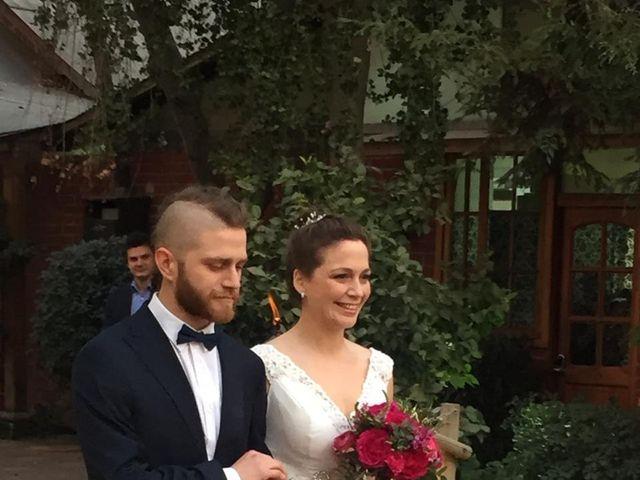 El matrimonio de Claudio Andrés  y María de los Angeles en Graneros, Cachapoal 13