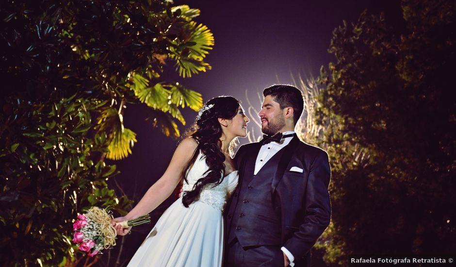 El matrimonio de Alex y Estefania en Graneros, Cachapoal