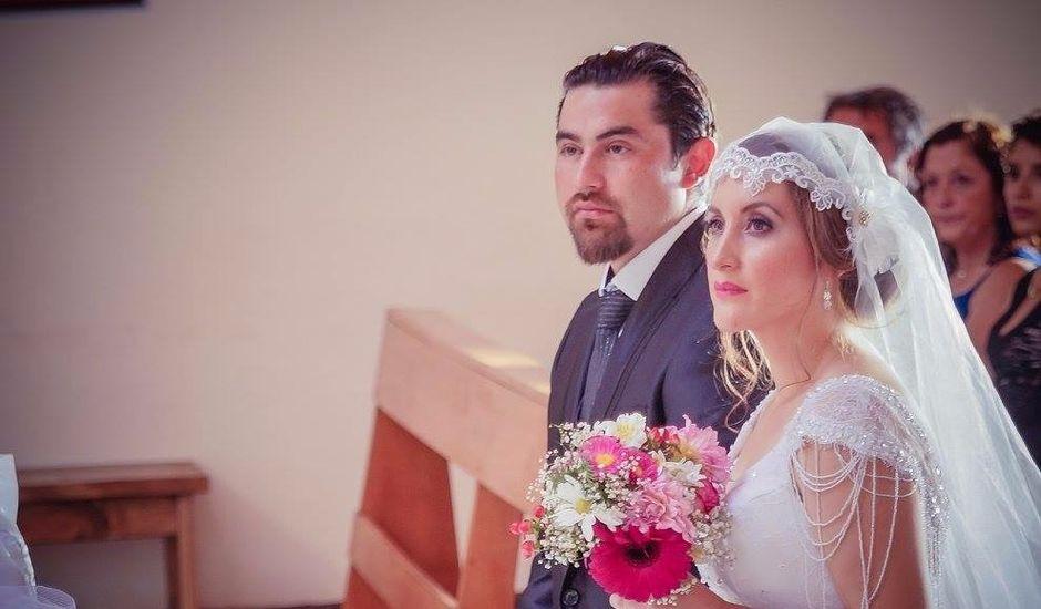 El matrimonio de Marcelo y Marcela en Angol, Malleco