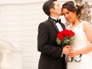 El matrimonio de Catalina y Andres