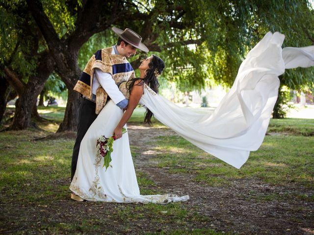El matrimonio de Camila y Cristobal