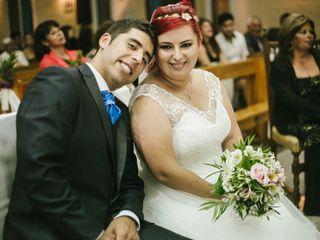 El matrimonio de Aniuska y Luis