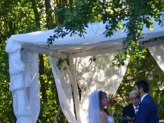 El matrimonio de Leslie  y Nelson 2