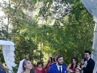 El matrimonio de Leslie  y Nelson 3