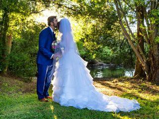 El matrimonio de Leslie  y Nelson