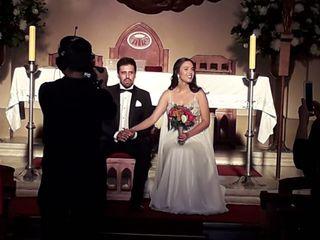 El matrimonio de Esteban y Danella 2
