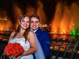 El matrimonio de Kamila y Patricio