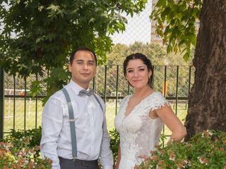 El matrimonio de Gabriel y Geraldine 2