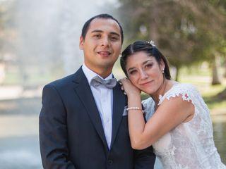 El matrimonio de Gabriel y Geraldine