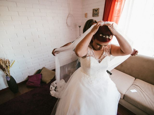 El matrimonio de Luis y Aniuska en Coquimbo, Elqui 19