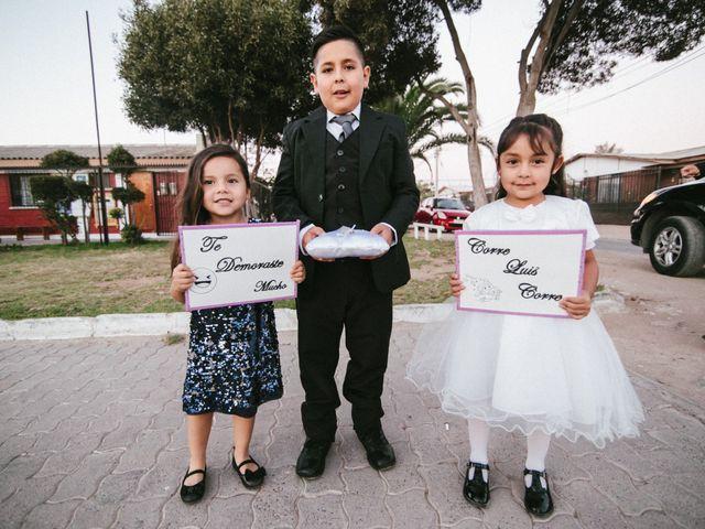 El matrimonio de Luis y Aniuska en Coquimbo, Elqui 20