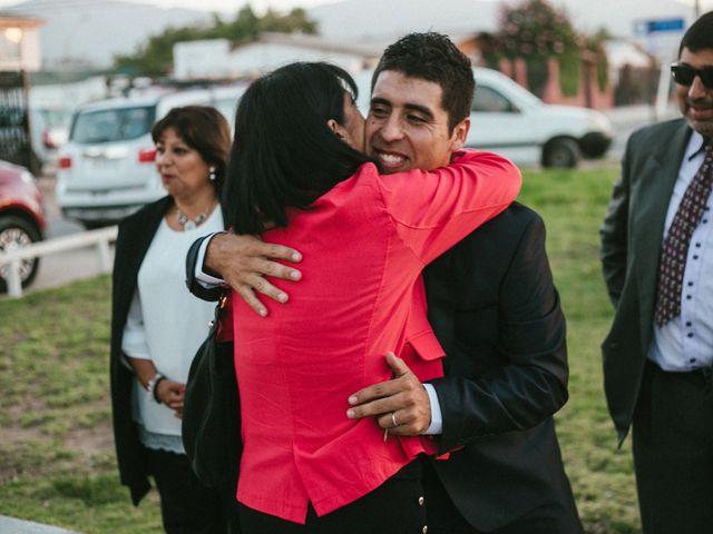 El matrimonio de Luis y Aniuska en Coquimbo, Elqui 21