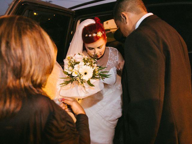 El matrimonio de Luis y Aniuska en Coquimbo, Elqui 25