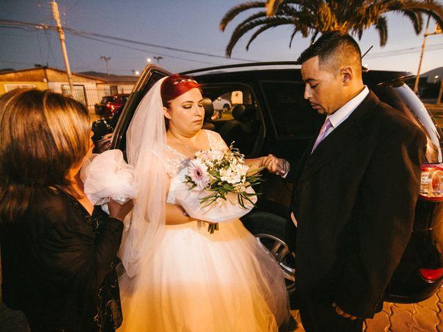 El matrimonio de Luis y Aniuska en Coquimbo, Elqui 26