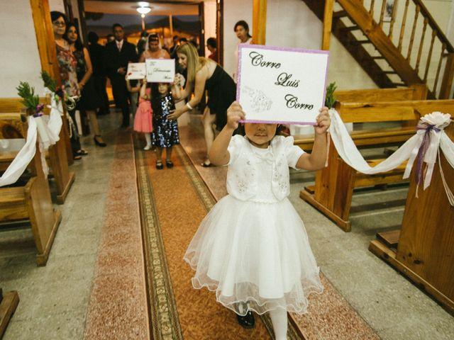 El matrimonio de Luis y Aniuska en Coquimbo, Elqui 30