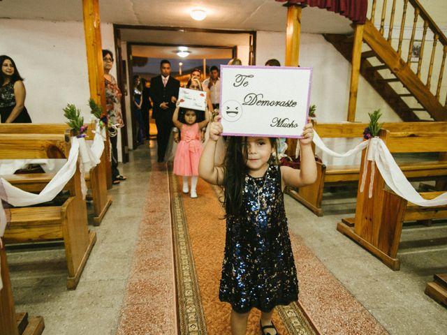 El matrimonio de Luis y Aniuska en Coquimbo, Elqui 31