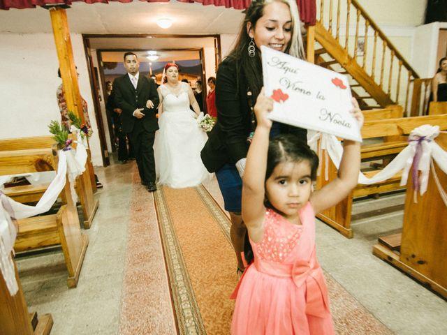 El matrimonio de Luis y Aniuska en Coquimbo, Elqui 32