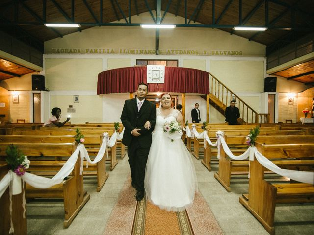El matrimonio de Luis y Aniuska en Coquimbo, Elqui 33