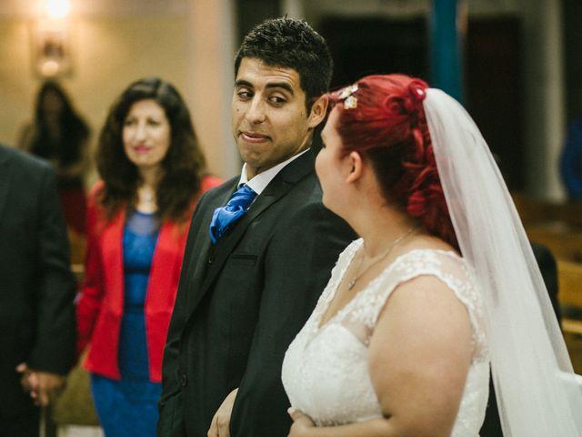 El matrimonio de Luis y Aniuska en Coquimbo, Elqui 37