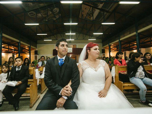 El matrimonio de Luis y Aniuska en Coquimbo, Elqui 39