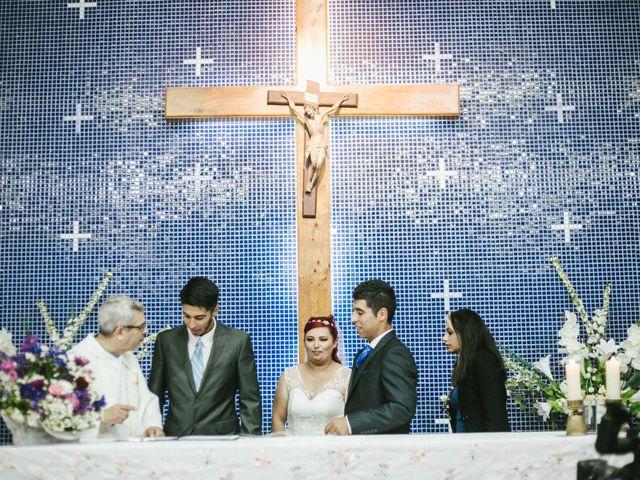 El matrimonio de Luis y Aniuska en Coquimbo, Elqui 49