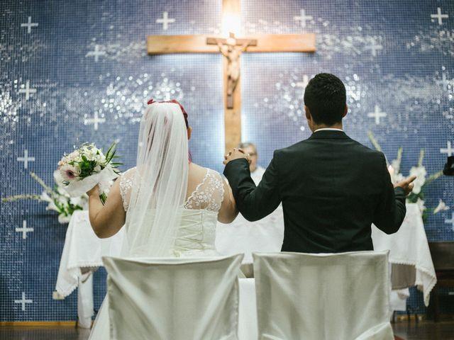 El matrimonio de Luis y Aniuska en Coquimbo, Elqui 53