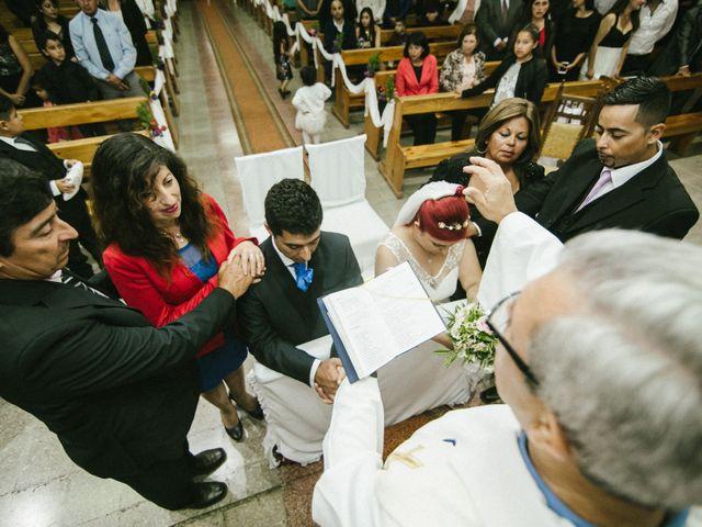 El matrimonio de Luis y Aniuska en Coquimbo, Elqui 54