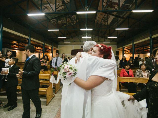 El matrimonio de Luis y Aniuska en Coquimbo, Elqui 58