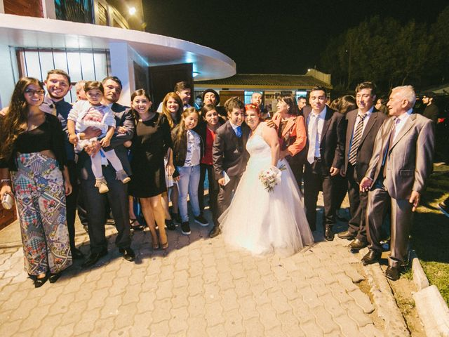 El matrimonio de Luis y Aniuska en Coquimbo, Elqui 61