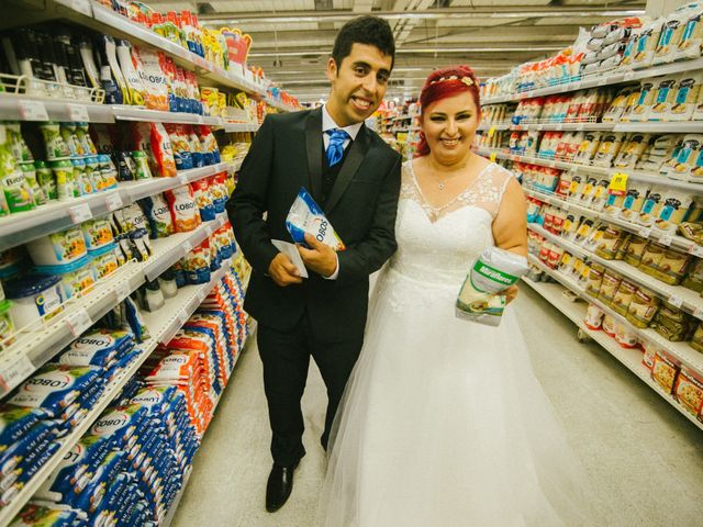 El matrimonio de Luis y Aniuska en Coquimbo, Elqui 69