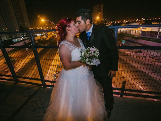 El matrimonio de Luis y Aniuska en Coquimbo, Elqui 71