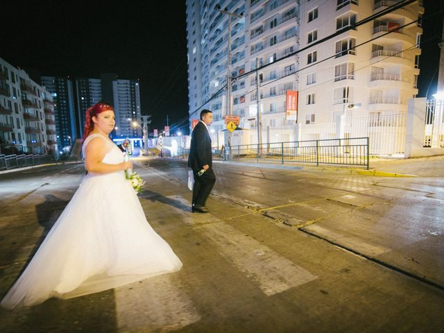 El matrimonio de Luis y Aniuska en Coquimbo, Elqui 72