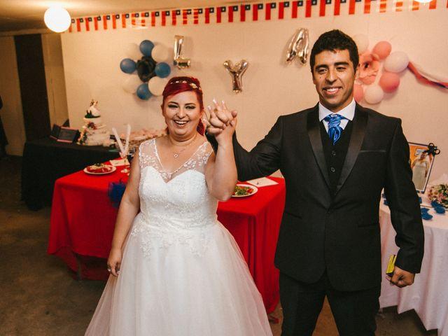 El matrimonio de Luis y Aniuska en Coquimbo, Elqui 73