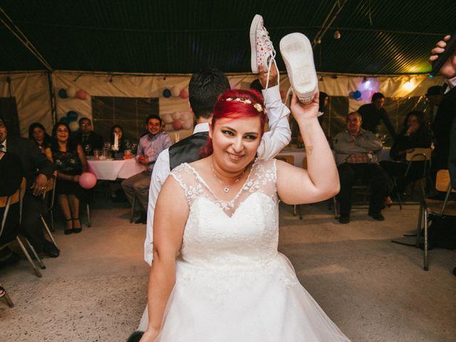 El matrimonio de Luis y Aniuska en Coquimbo, Elqui 75